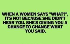 "too true, despite the fact that it should say ""woman"" and not ""women"". Grammar people"