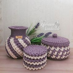 Latest And Unique Crochet Free Patterns Crochet Bowl, Bag Crochet, Crochet Basket Pattern, Knit Basket, Crochet Round, Love Crochet, Basket Weaving, Crochet Patterns, Knitting Yarn
