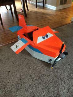 DIY Dusty Crophopper costume