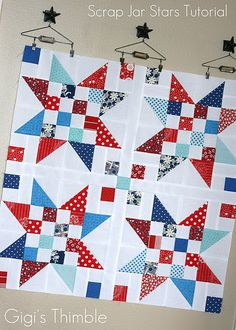 Tutorial from Amber of Little Bit BIased by Pleasant Home, via Flickr