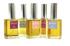 Erlithe Natural Perfume, Tasmania
