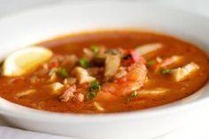 ¿La mejor solución para los días de #frío? Un platito de #sopa de Marisco al Pernod de Restaurante Casa Montañes, ideal para entrar en calor :D