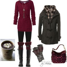 """""""Keep warm and snuggle up"""" by shauna-rogers on Polyvore"""