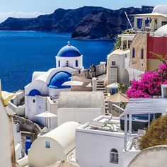 #santorini #greece .