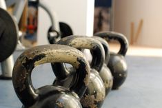 This Explosive #Kettlebell Flow Builds Full-Body Power BY COMBINING EXERCISES TOGETHER, YOU CAN TRAIN YOUR WHOLE BODY EFFICIENTLY AND QUICKLY.  If you've ever rolled out a mat in a yoga class, you know what a flow is. You stack exercises together that flow into one another, like upward-facing dog into downward-facing dog. You can apply the same logic to kettlebell workouts by combining strength exercises that train the whole body efficiently and quickly. Eric Leija, creator of the Men's… Exercises, Workouts, Upward Facing Dog, Strength Workout, Kettlebell, Full Body, Flow, Health Fitness, How To Apply