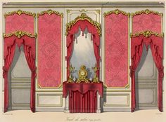 Victorian & 18th Century Fashion & Rococco Style Decor (54 работ)