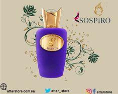974d4a958 Sospiro, Accento Eau De Parfum عطر خشبي فاكهي لـِ الرجال والنساء 🌸 .
