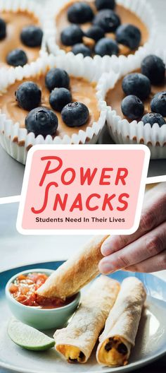 22 Power Snacks Every Student Should Know About