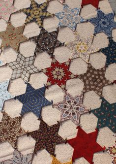 Temecula Quilt Co: Fussy Friday #8 -- Ideas for layout of stars
