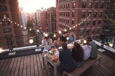 New York's Rooftop Bars