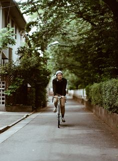 How to ride a bike in Tokyo Kinfolk - @Diana Avery Avery Avery Avery Avery Avery Avery Parker Fitzgerald