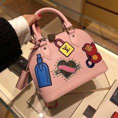 Louis Vuitton world traveler Alam BB Rose Pink alma vuitton alma alma vuitton world traveler Lv Handbags, Louis Vuitton Handbags, Louis Vuitton Monogram, Authentic Louis Vuitton Bags, Small Coin Purse, Gucci Purses, Crossbody Bag, Shoulder Bag, Bb