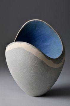 Kerry Hastings; Glazed Ceramic Vessel, 2010s.