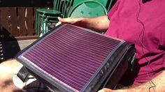 Sam Steiner hat unsere Solartasche getested und seine Eindrücke in einem Video und Blogbeitrag festgehalten:  http://webwirksam.ch/solartasche--1690/