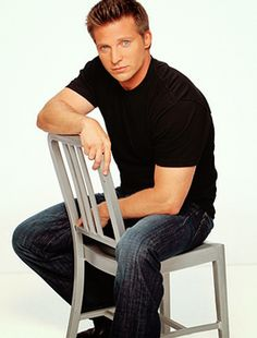 Steve Burton-Love him on Young & the Restless