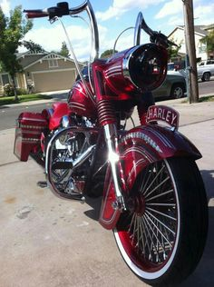 Nice Harley Davidson custom