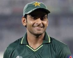 Mohammad Hafeez out of world cup for injury