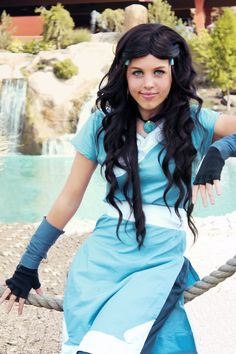 Hope - Katara by *CourtoonXIII<<< I want to wear this costume someday. And meet the freakin beautiful Courtoon!