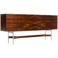 Rosewood Sideboard by Rudolf Glatzel for Fristho, 1962   From a unique collection of antique and modern sideboards at https://www.1stdibs.com/furniture/storage-case-pieces/sideboards/
