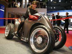 I like this bike.