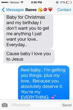 Cute texts......this guy might want to charge his phone...haha...lol