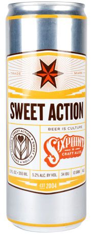 Sixpoint   Beers   Sweet Action