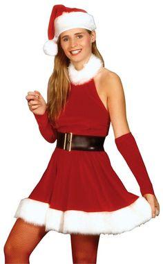 2557a237f08 Costumes! Winter Wonderland Santa s Helper Kickline Holiday Costume Set Sz  6-8  RU