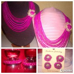 @Mar-Cathy's craft - facebook #Nigerian_beads