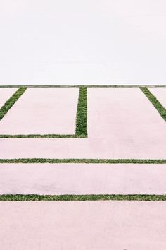The Pastel Geometry Of LA By Sallie Harrison