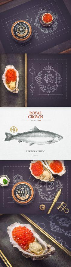 Branding & packaging: Black edition