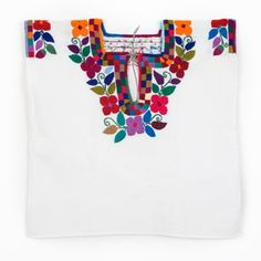 Mexican Top · Woven Floral