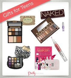 Gifts for Teens recommended by our beauty experts, Power Primpers and Makeup Mavens!    http://blog.prettyinmypocket.com/gifts-for-teens/