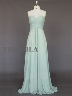 Lady bridesmaid dress with a sweetheart neckline. We can budget and plan for you to incorporate these into your wedding party! http://www.creativeambianceevents.com/