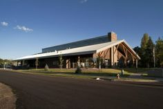 Show Low Public Library - Show Low, AZ #metal #metalroof #library #InspiredByMetal