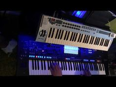 Limahl - Never ending story COVER by Albert on Yamaha Genos 2019 Jm Jarre, Alan Parsons Project, Abel Makkonen, Ending Story, Magnetic Field, The Weeknd, Yamaha, Lights, Cover