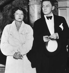 Scott Fitzgerald and Zelda Fitzgerald (nee Sayre) on their wedding day April 1920 - St. Scott And Zelda Fitzgerald, Star Wars, Beach Reading, Gone Girl, People Of Interest, Wedding Looks, Perfect Wedding, Asheville, Here Comes The Bride