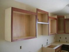 ana white | build a wall kitchen corner cabinet | free and easy