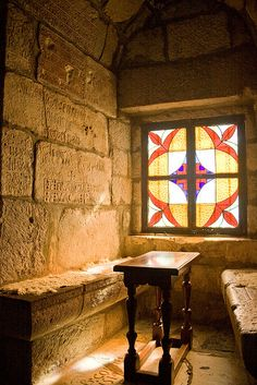 Window seat, Castle of St Peter, Bodrum castles windows Bronze Age Civilization, Castle Wall, Decoration Design, Medieval Castle, Asia, Beautiful Places To Visit, Amazing Destinations, Ancient History, Wonders Of The World