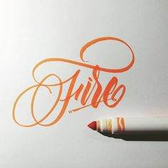 Beautiful script by @jexpo76   #typegang - typegang.com