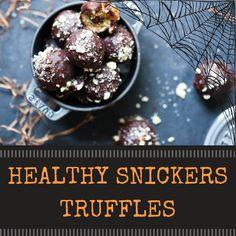 Snickers Truffles - Laura Lea Balanced