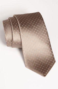 Michael Kors Woven Silk Tie   Nordstrom