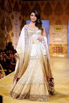 designer lehenga by manish malhotra - Google Search