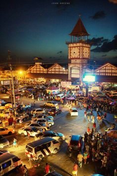 market in Guyana
