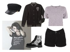 """""""{Asteria}"""" by coffeeismysoul ❤ liked on Polyvore featuring La Senza, ABVHVN, Monrow, Dr. Denim and T.U.K."""