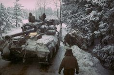 Rare Images of the Battle of the Bulge During World War II