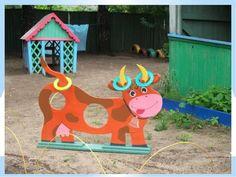 Весеннее оформление группы в детском саду 34