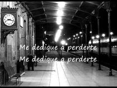 Me dedique a perderte - Alejandro Fernandez (letra)