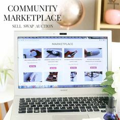 I'm so excited to launch the  Community Marketplace on my blog where you can SELL•SWAP•AUCTION your new & lightly used products!👭💄 There's already some fab products up for sale like 🌸Prim Botanicals The Hair Oil for just $20 (more than 50% off retail value!), rms Living Luminizer bidding starting at $10, Schmidt's Deodorant for $5 & many more! .  .  Instead of having your green beauty products go to waste you can now put them up for sale. Or you can buy at a BIG discount or swap to try a…