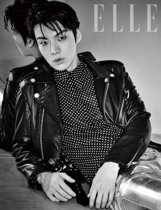 Ahn Jae Hyun poses for 'ELLE' and talks about the importance of 'his people' | allkpop
