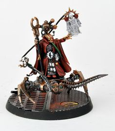 Dave Taylor is building an Adeptus Mechanicus army...